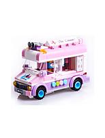 Недорогие -Конструкторы 1 pcs совместимый Legoing обожаемый Ручная работа Полицейская машинка Вертолет Все Игрушки Подарок