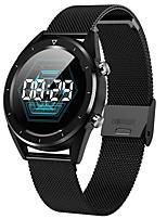 Недорогие -Dt28 s смарт-часы ЭКГ монитор сердечного ритма водонепроницаемый мужчины оплаты фитнес трекер браслет умный браслет спорт браслет