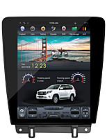Недорогие -ZWNAV old  Mustang 12.1 дюймовый Android6.0 В-Dash DVD-плеер / Автомобильный GPS-навигатор Встроенный Bluetooth / Контроль на руле / WiFi для Ford VGA / MicroUSB Поддержка MP4 JPEG