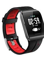 Недорогие -x1 smart watch bt фитнес-трекер поддержки уведомить&совместимый монитор сердечного ритма Samsung / Android телефонов / Iphone