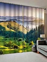 Недорогие -европейский стиль многоцелевой утолщенные занавески из полиэстера, светозащитная водонепроницаемая шторка для ванной, офисная студия звукоизоляционные и теплоизоляционные шторы