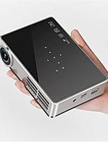 Недорогие -htp портативная ручка андроида dlp600w wifi домашний кинотеатр hd мини-умный проектор