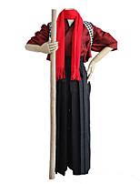 Недорогие -Вдохновлен Тукен Ранбу Кашу Киёмицу Аниме Косплэй костюмы Японский Косплей Костюмы Кофты Брюки Шарф Назначение Муж. Жен.