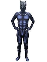 Недорогие -Вдохновлен Косплей Супер-герои Аниме Косплэй костюмы Японский Косплей Костюмы / Маски Маски / Костюмы зентай Назначение Муж.