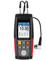 Недорогие -цифровой толщиномер wt100a высокая точность цифровой ультразвуковой толщиномер тестер usb зарядки