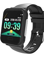 Недорогие -Dmdg 1,3-дюймовый цветной экран смарт-часы ЭКГ мониторинг сердечного ритма артериальное давление здоровье спортивный шаг водонепроницаемый браслет для Android Apple