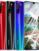 """Недорогие -OEM P35 Pro 6.3 дюймовый """" 3G смартфоны ( 4GB + 64Гб 16 mp MediaTek MT6580 4800 mAh mAh )"""