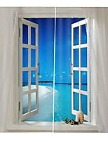 Недорогие -современный простой утолщение полный оттенок спальня гостиная шторы на заказ конференц-зал простой теплоизоляция свет блокирование ткани художественные шторы