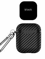 Недорогие -углеродистое волокно противоударное для яблочных аэродромов мягкий защитный чехол брелок с пряжкой