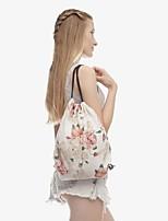 Недорогие -Большая вместимость PU Молнии рюкзак Для занятий спортом Синий / Розовый / Темно-синий