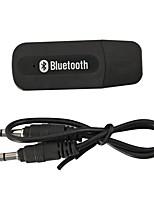 Недорогие -(умный&усилитель; портативный) мини USB 3,5 мм стерео аудио музыкальный приемник&усилитель; адаптер для портативных стереодинамиков для наушников наушники (aux in) музыкальные аудиосистемы и