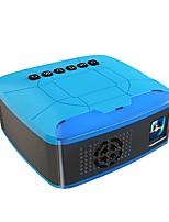 Недорогие -Everycom U20 мини-проекторы USB HDMI AV видео портативный проектор для домашнего кинотеатра фильм проектор Proyector Portatil