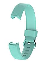 Недорогие -Ремешок для часов для Fitbit Alta HR Fitbit Спортивный ремешок силиконовый Повязка на запястье