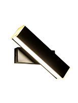 Недорогие -светодиодные настенные светильники современные простые настенные бра поворотный регулируемый спальня для чтения светильники скрытого монтажа настенное освещение