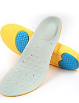Недорогие -Пена с памятью Вставки для обуви Стельки для бега Стельки для кроссовок Муж. Жен. Плоскостопие Спортивные стельки Подставки для ног Амортизация Поддержка Arch Дышащий для Бег Весна, осень, зима, лето