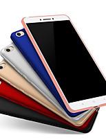 Недорогие -Кейс для Назначение Huawei P8 Lite (2017) Защита от пыли / Ультратонкий / Резервная копия Кейс на заднюю панель Однотонный Твердый Пластик / ПК