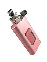 Недорогие -4 в 1 микро-флешке 4 ГБ флэш-диск тип-флеш-накопитель USB otg Pen Drive для iPhone / Android / планшетных ПК