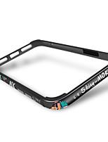 Недорогие -Кейс для Назначение Apple iPhone XS / iPhone XR / iPhone X Защита от удара Кейс на заднюю панель Мультипликация Твердый Металл