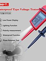 Недорогие -UNI-T UT15C цифровой измеритель напряжения водонепроницаемый тестер напряжения переменного / постоянного тока жк-дисплей 24v690v авто диапазон вращения фазы