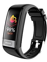 Недорогие -C20s умный браслет артериального давления монитор сердечного ритма ЭКГ смарт-браслет водонепроницаемый спортивные часы активность фитнес-трекер браслет