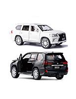 Недорогие -Игрушечные машинки внедорожник Автомобиль Взаимодействие родителей и детей Металл Алюминиево-магниевый сплав Детские Все Игрушки Подарок