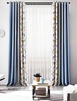 Недорогие -Северный стиль Конфиденциальность 2 шторы Занавес Спальня   Curtains