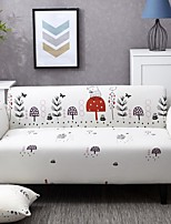 cheap -Cartoon Squirrel Print Dustproof All-powerful Slipcovers Stretch Sofa Cover Super Soft Fabric Couch Cover with One Free Pillow Case