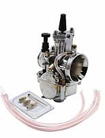 Недорогие -модифицированный мотоцикл карбюратор pwk 32 мм бензиновый генератор карбюратор