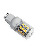 Недорогие -1шт 3.5 W LED лампы типа Корн Двухштырьковые LED лампы 300 lm E14 G9 GU10 30 Светодиодные бусины SMD 5050 Тёплый белый Белый 220-240 V