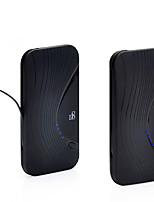 Недорогие -D8 5000 mAh Назначение Внешняя батарея Power Bank 5 V Назначение 2.4 A Назначение Зарядное устройство с кабелем