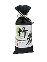 Недорогие -1 шт. Бамбуковый угольный мешок освежитель воздуха для автомобиля дом кабинет бесплатный подарок продвижение товара