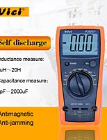 Недорогие -Швейцария&рег; vc9808 + электрический мультиметр ручной цифровой дисплей высокой точности для офиса и обучения