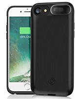 Недорогие -6000 mAh Назначение Внешняя батарея Power Bank 5 V Назначение Назначение Зарядное устройство Кейс со встроенной батареей для iPhone LED