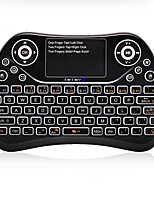 Недорогие -S913 Air Mouse / Клавиатура / Дистанционное управление Мини 2,4 ГГц беспроводной Air Mouse / Клавиатура / Дистанционное управление Назначение Android4.5 / Windows 8.1 / IOS 7