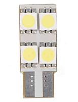 Недорогие -Автомобиль 4 светодиодные smd t10 501 w5w 168 лампа бокового света лампы