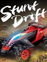 Недорогие -1/10 радиоуправляемый автомобиль 4wd 6ch дрейф трюк гоночный автомобиль 2.4 г внедорожный пульт дистанционного управления автомобилем электронные игрушки хобби