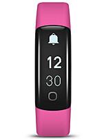 Недорогие -mambo2 мужчины женщины умный браслет smartwatch android ios bluetooth сенсорный экран будильник напоминание вызова шагомер