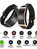 Недорогие -ck11s умный браслет артериальное давление smartwatch монитор сердечного ритма наручные часы фитнес-браслет спорт шагомер браслет калорий