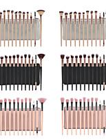 Недорогие -профессиональный Кисти для макияжа 12шт Мягкость Новый дизайн Закрытая чашечка обожаемый удобный Пластик за