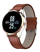 Недорогие -Q9-G 1,2 IPS большой экран смарт-часы водонепроницаемые часы монитор артериального давления датчик моды фитнес SmartWatch