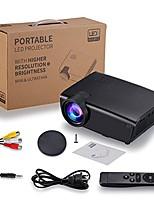 Недорогие -мини портативный домашний офис w50 проектор кинотеатр офис проекция us plug 100v-240v горячая распродажа