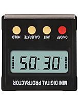 Недорогие -360 градусов мини-цифровой транспортир инклинометр электронная коробка уровня магнитное основание измерительные инструменты