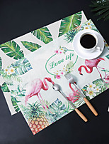 Недорогие -Высокое качество с Пластик Изоляционные прокладки Для дома / Повседневное использование / Для приготовления пищи Посуда Кухня Место хранения 1 pcs