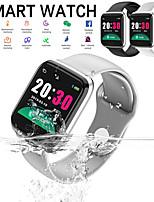 Недорогие -Смарт-браслет cm01 1,3-дюймовый цветной экран моды спортивные часы водонепроницаемый фитнес-трекер монитор сердечного ритма артериального давления