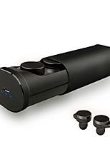 Недорогие -Litbest TWS B1 наушники-вкладыши беспроводные мини Bluetooth наушники стерео спортивные гарнитуры Hansfree с зарядным устройством для телефона