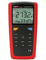 Недорогие -uni-t ut322 высококачественный жк-дисплей цифровой термостат usb термометр с регистратором данных термометра