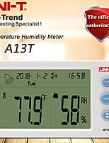 Недорогие -измеритель температуры и влажности uni-t a13t температура и влажность в помещении таблица времени / даты / недели / отображения температуры влажности