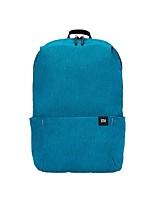 """Недорогие -Xiaomi Millet Backpack 13 """"Ноутбук Рюкзаки Нейлоновое волокно Однотонный / Сплошной цвет Унисекс"""
