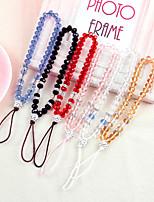 Недорогие -ремешок с ремешком на шею для мобильных телефонов чехлы для телефонов кулоны для ключей