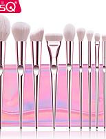 Недорогие -профессиональный Кисти для макияжа 10 шт. Закрытая чашечка Пластик за Косметическая кисточка